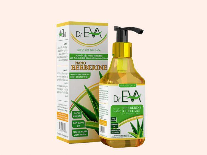 Dung dịch vệ sinh phụ nữ Dr.Eva