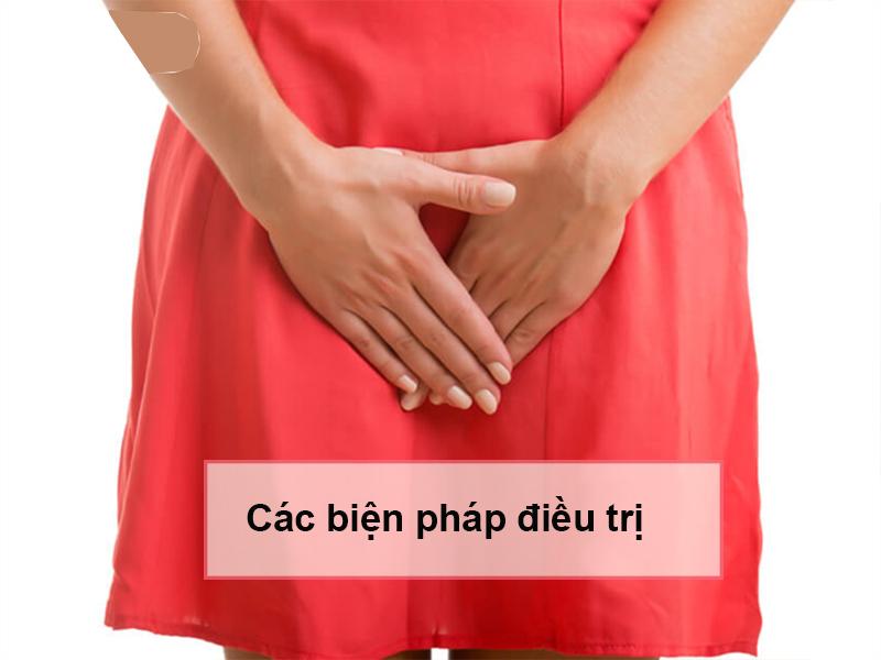 Các biện pháp điều trị ngứa vùng kín ở nữ