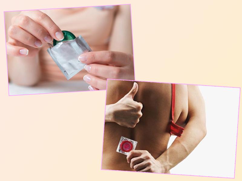 Dùng bao cao su cho tác dụng hiệu quả đáng kể trong việc phòng tránh thai