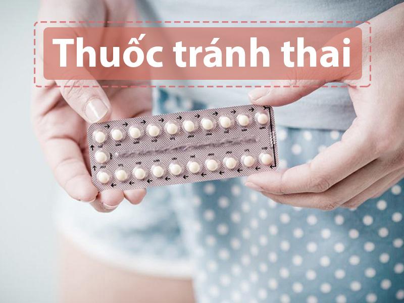 Sử dụng thuốc tránh thai hàng ngày