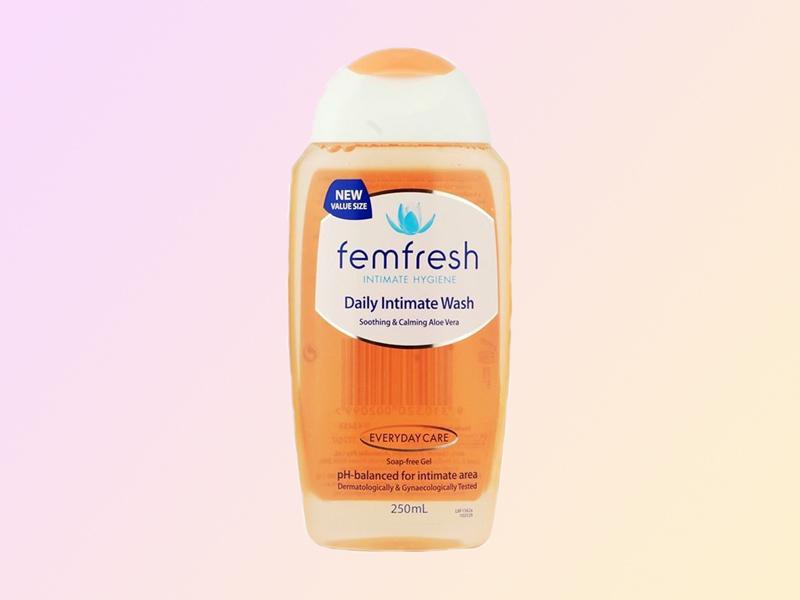 Dung dịch vệ sinh Femfresh của Úc