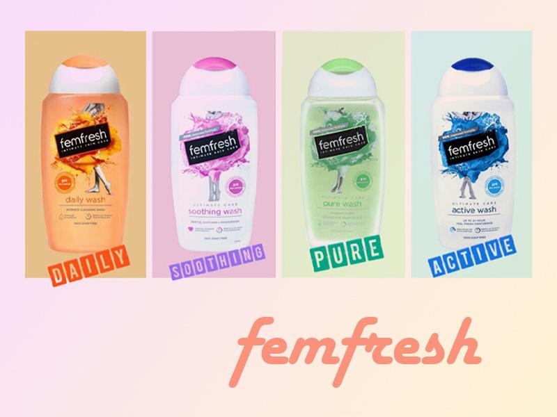Sản phẩm Femfresh