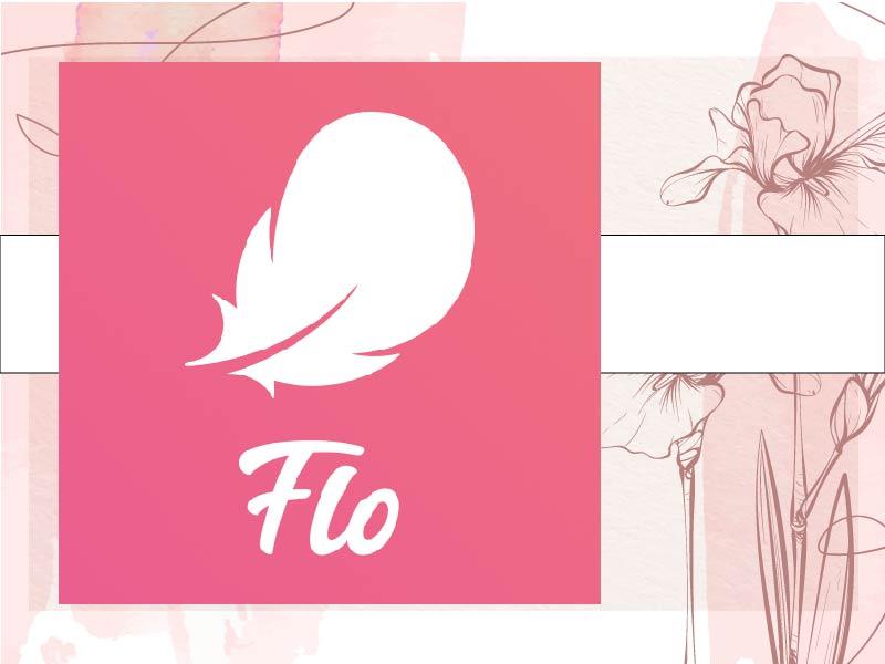 Biểu tượng của ứng dụng Flo Period & Ovulation Tracker