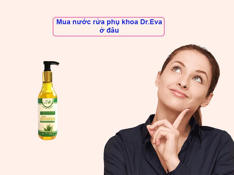 Mua nước rửa phụ khoa ở đâu tại Hà Nội, Thành phố Hồ Chí Minh?