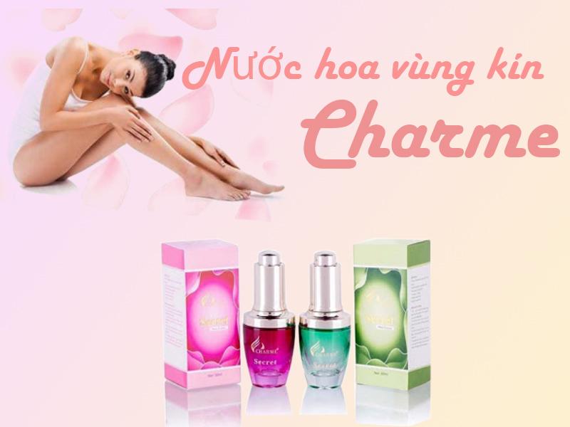 Nước hoa vùng kín Charme