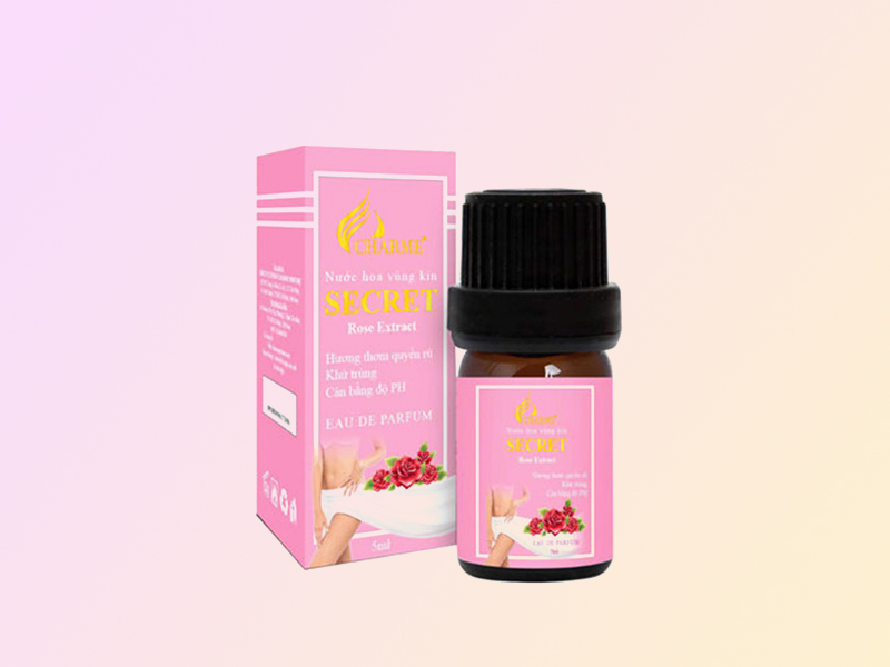 Charme Secret Rose Extract (màu hồng)