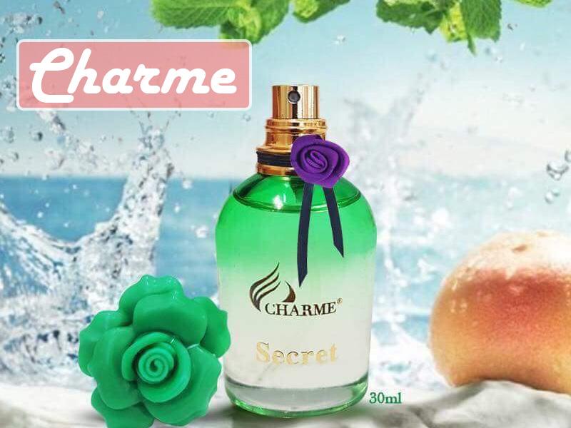 Nước hoa vùng kín Charme Secret Mint Extract lọ 30ml