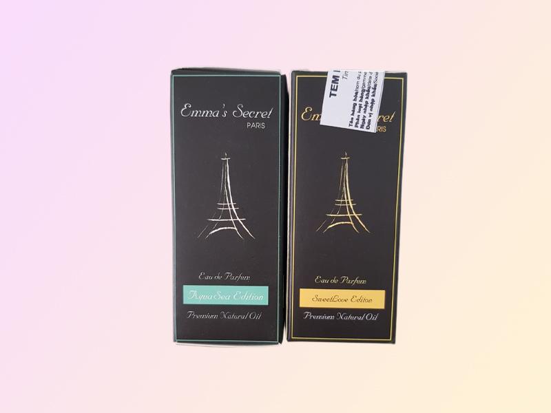 Có thể nói rằng, Emma's Secret Paris là một nhãn hiệu nước hoa vùng kín có tiếng, hiện đang là cơn sốt đốt với chị em và trên thị trường nước hoa dạo gần đây.