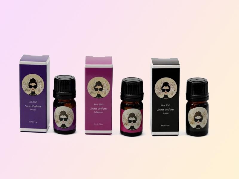 Nước hoa vùng kín cho nữ Laure Secret Perfume