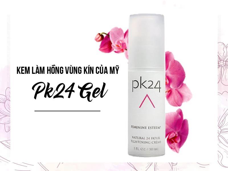 Sản phẩm Pk24 Gel