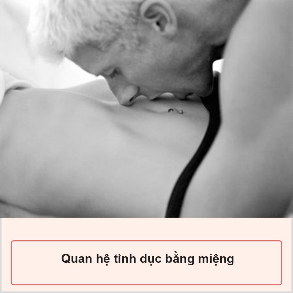 Quan hệ tình dục bằng miệng