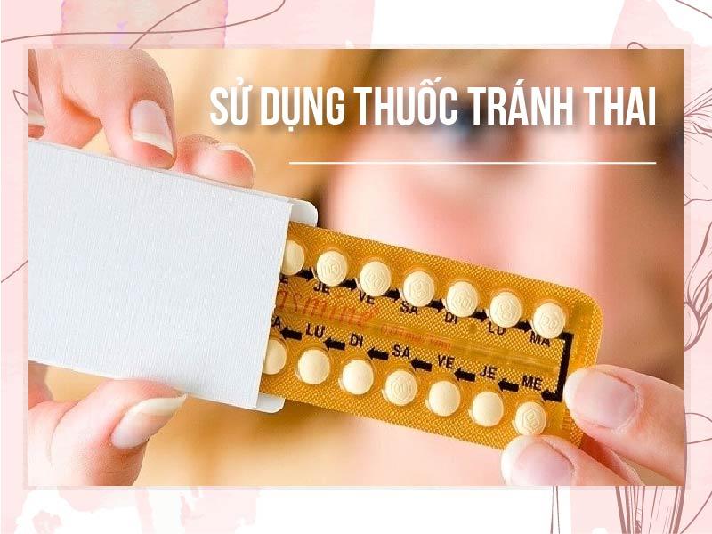 Sử dụng thuốc tránh thai làm tăng nguy cơ mắc viêm lộ tuyến cổ tử cung