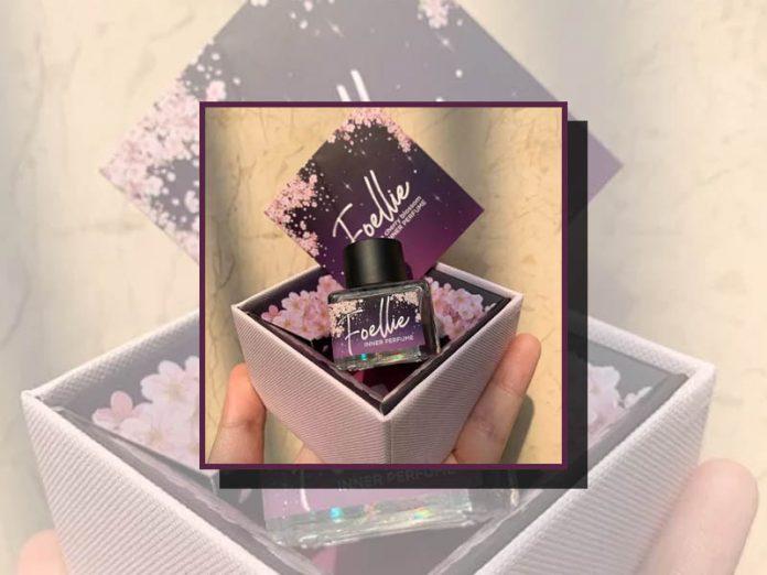 Nước hoa vùng kín Foellie Eau De Cherry Blossom Inner Perfume 5ml