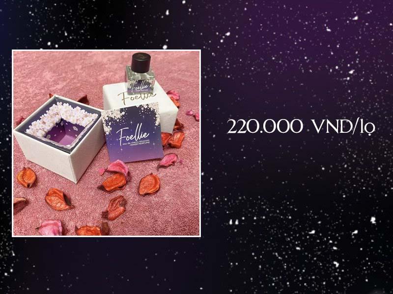Giá của Foellie Eau de Cherry Blossom Inner Perfume 5ml