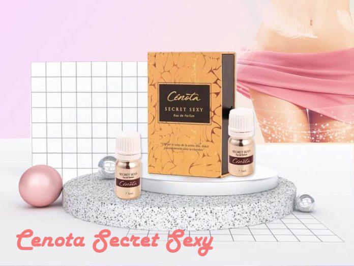 Nước hoa vùng kín Cenota Secret Sexy