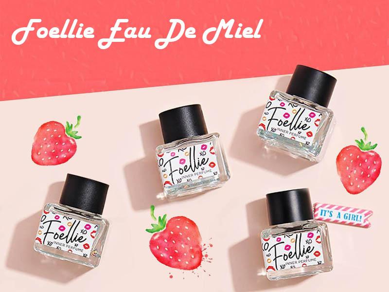 Nước hoa vùng kín Foellie Eau De Miel là dòng sản phẩm được chị em rất tin dùng