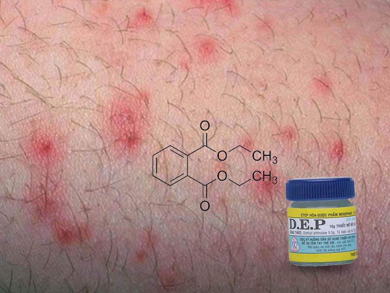 Đối tượng sử dụng thuốc DEP