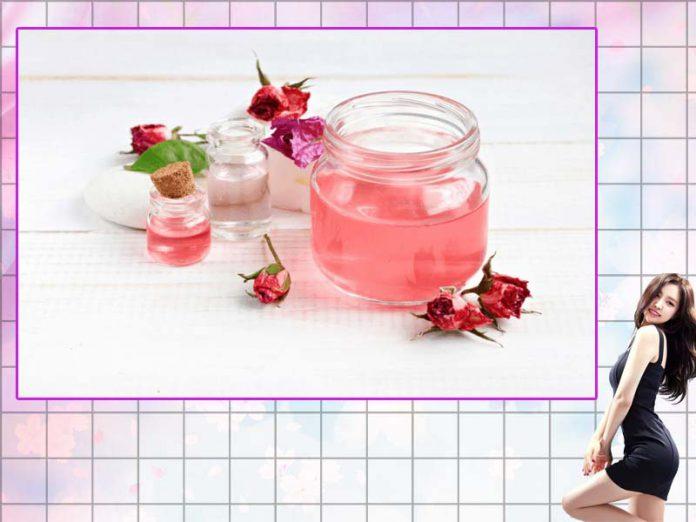 Nước hoa hồng tự làm