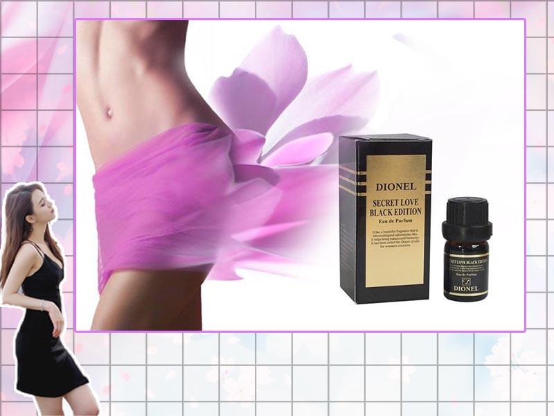Sử dụng nước hoa vùng kín