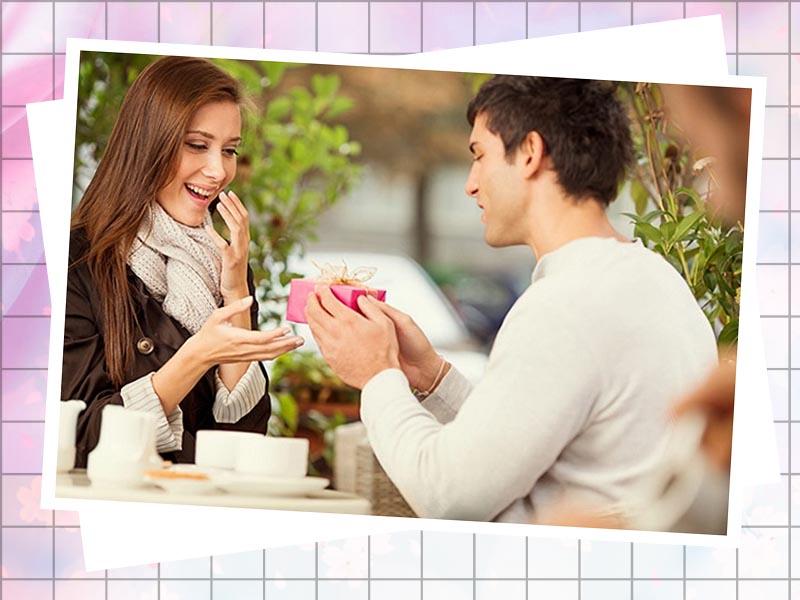 Một món quà ý nghĩa cho lần đầu hẹn hò