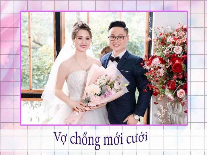 Vợ chồng mới cưới