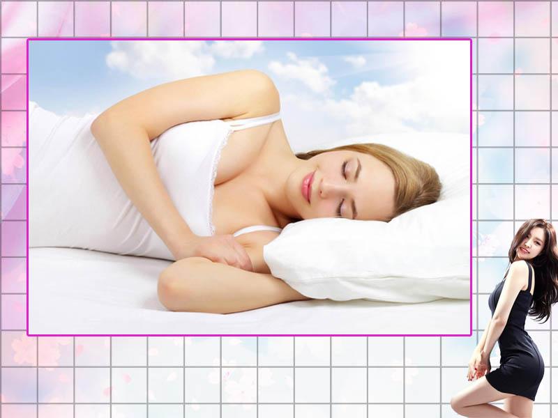 Ngủ đủ giấc để giảm cân hiệu quả