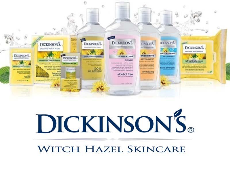 Giới thiệu về thương hiệu nước hoa Dickinson