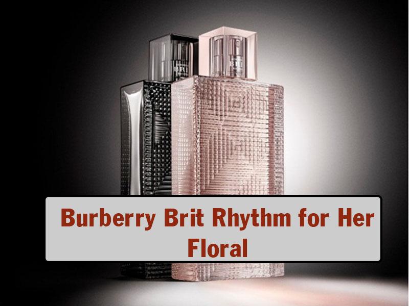 nước hoa Burberry Brit Rhythm for Her Floral