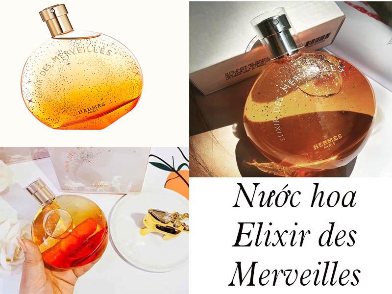 Nước hoa Elixir des Merveilles