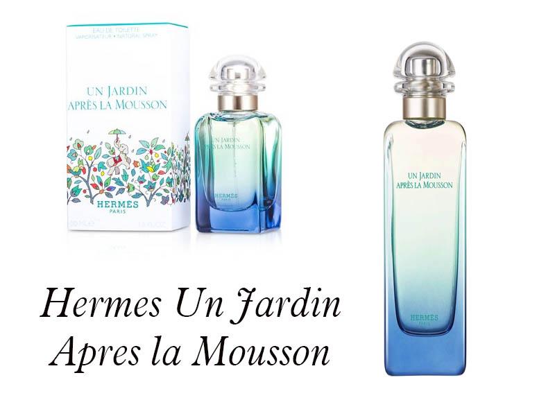 Nước hoa Hermes Un Jardin Apres la Mousson