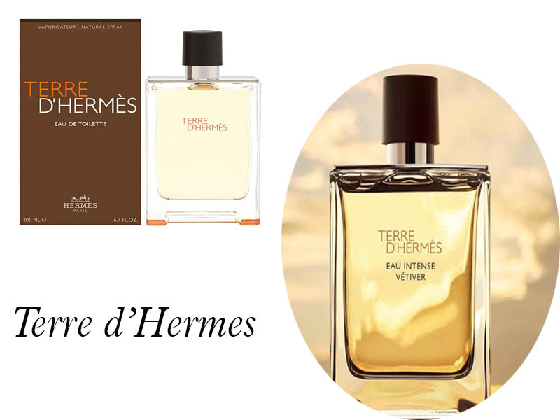Nước hoa Terre d'Hermes