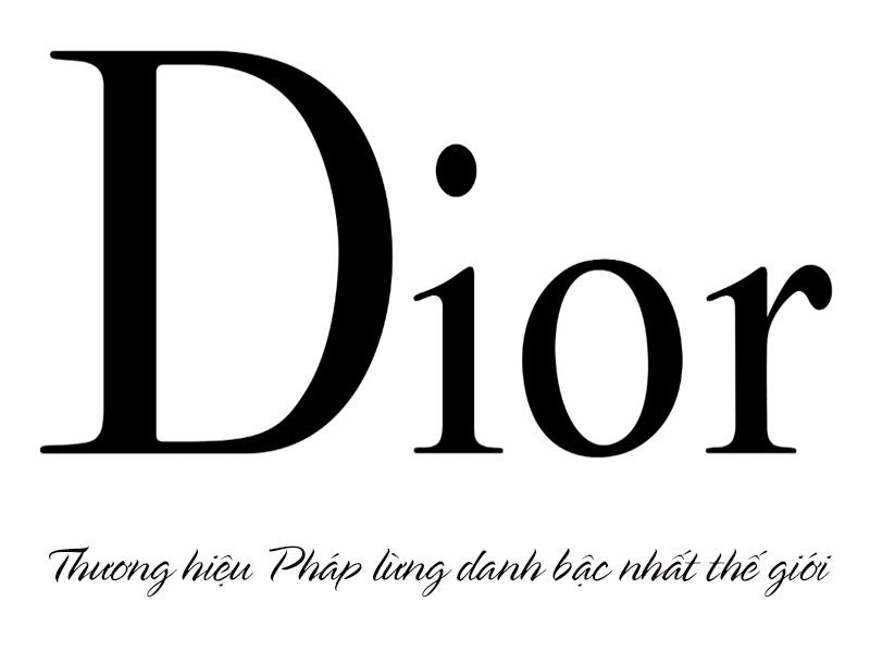 Hình ảnh minh họa: thương hiệu Dior