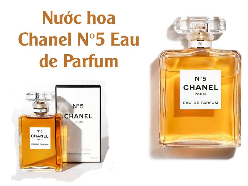Nước hoa Chanel N°5 Eau de Parfum