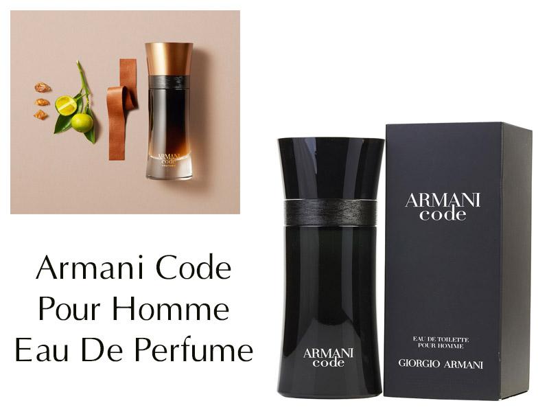 Nước hoa Armani Code Pour Homme Eau De Perfume