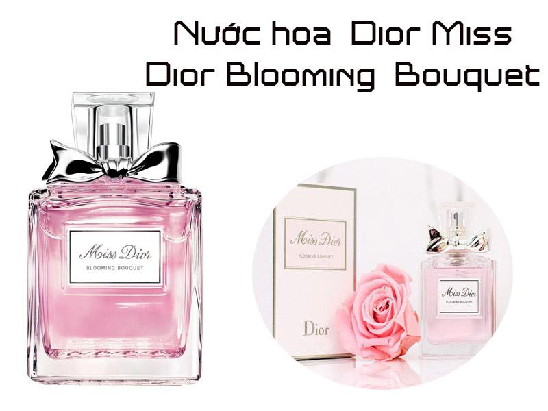 Nước hoa Dior Miss Dior Blooming Bouquet