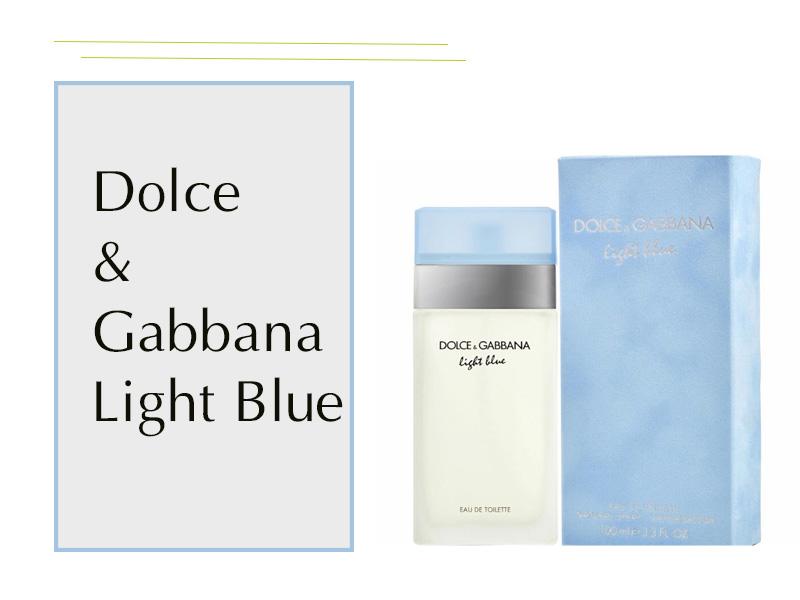 Nước hoa Dolce & Gabbana Light Blue