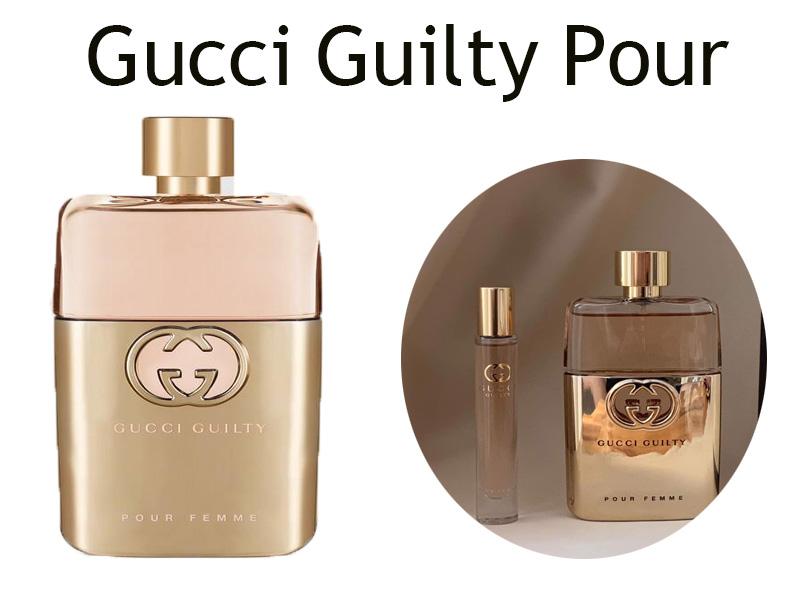 Nước hoa Gucci Guilty Pour Femme