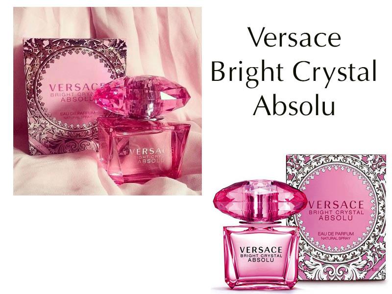 Nước hoa Versace Bright Crystal Absolu