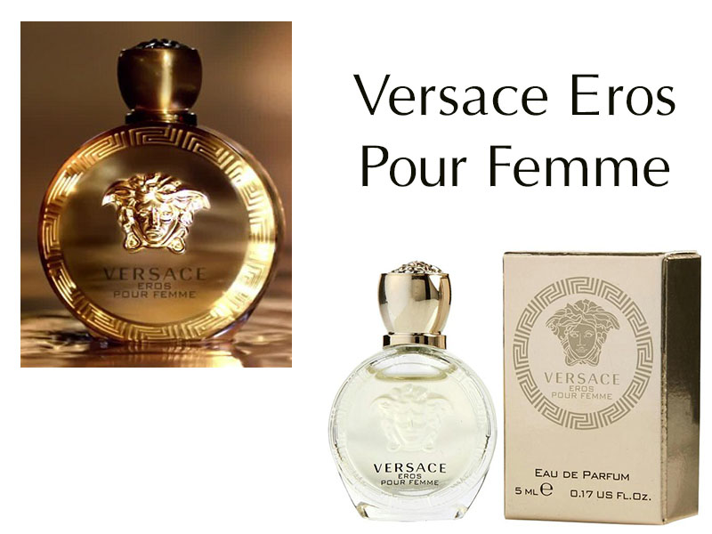 Nước hoa Versace Eros Pour Femme