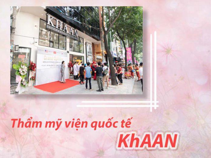Thẩm mỹ viện Khaan