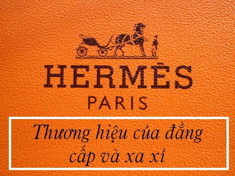 Hình ảnh minh họa: Thương hiệu Hermes